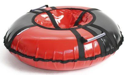Тюбинг Hubster Sport Pro Красно-чёрный 120 см - 2