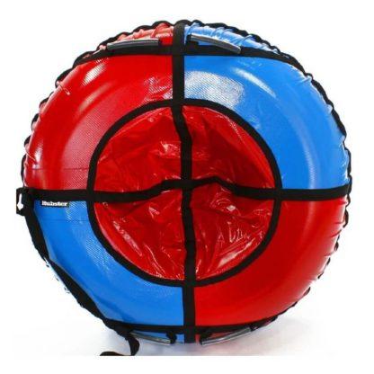 Тюбинг Hubster Sport Pro Красно-синий 120 см - 1