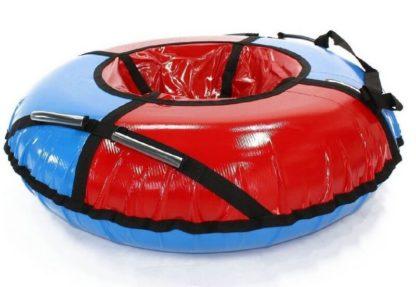 Тюбинг Hubster Sport Pro Красно-синий 120 см - 2
