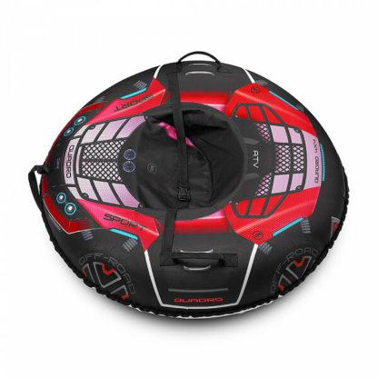 Тюбинг Small Rider Asteroid Quadro 4×4 Красный 120 см - 2