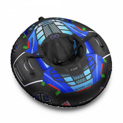 Тюбинг Small Rider Asteroid Quadro 4×4 Синий 120 см - 3