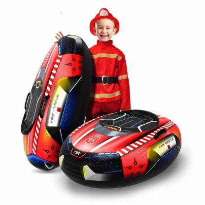 Тюбинг Small Rider Asteroid Rescue Team Красный (Пожарный) 120 см - 1