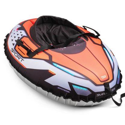 Тюбинг Small Rider Asteroid Sport Оранжевый 120 см - 1