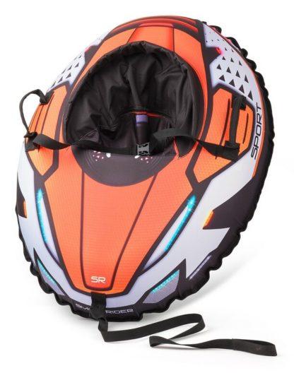 Тюбинг Small Rider Asteroid Sport Оранжевый 120 см - 2