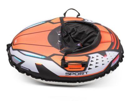 Тюбинг Small Rider Asteroid Sport Оранжевый 120 см - 3