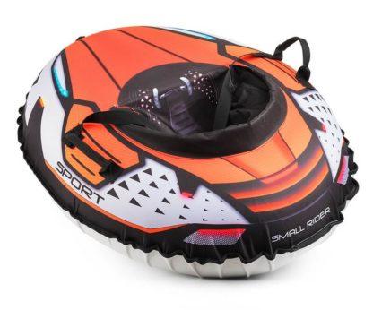 Тюбинг Small Rider Asteroid Sport Оранжевый 120 см - 4