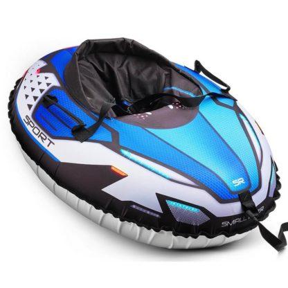 Тюбинг Small Rider Asteroid Sport Синий 120 см - 1