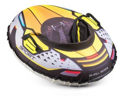 Тюбинг Small Rider Asteroid Sport Жёлтый 120 см - 4