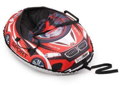 Тюбинг Small Rider Snow Cars 3 BM красный 120 см - 2