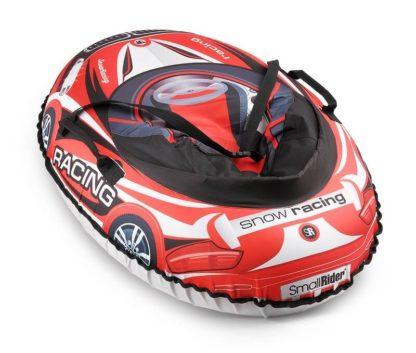 Тюбинг Small Rider Snow Cars 3 BM красный 120 см - 3