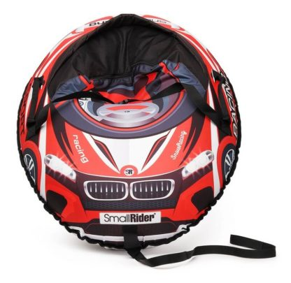 Тюбинг Small Rider Snow Cars 3 BM красный 120 см - 5