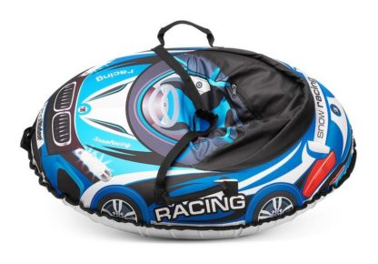Тюбинг Small Rider Snow Cars 3 BM Синий 120 см - 4