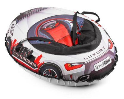 Тюбинг Small Rider Snow Cars 3 LX-красный 120 см - 2