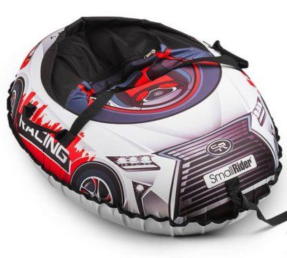 Тюбинг Small Rider Snow Cars 3 LX-красный 120 см - 4