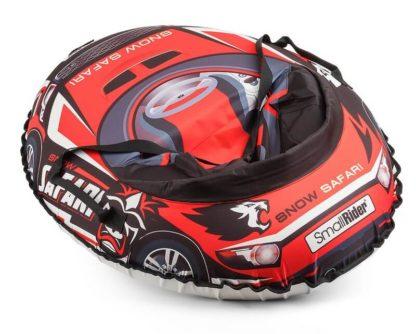 Тюбинг Small Rider Snow Cars 3 Сафари Красный 120 см - 2