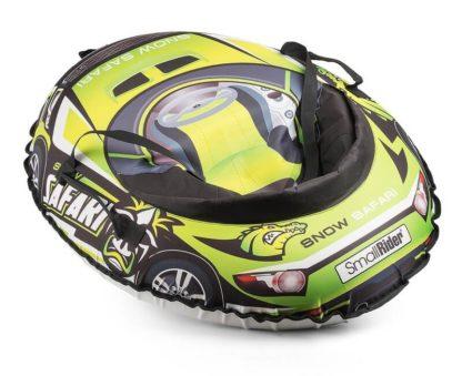 Тюбинг Small Rider Snow Cars 3 Сафари Зелёный 120 см - 2