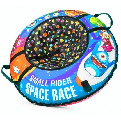 Тюбинг Small Rider Space Race Голубой (Аква) 105 см - 2