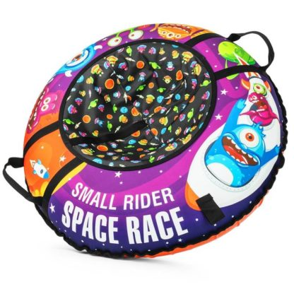 Тюбинг Small Rider Space Race Фиолетовый 105 см - 4