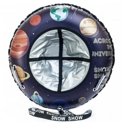 Тюбинг Snow Show Design Practic Planet 105 см - 1