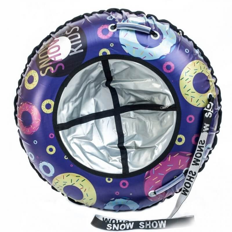 Тюбинг Snow Show Design Practic Взрывные пончики 105 см - 1