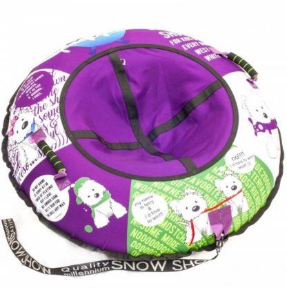 Тюбинг Snow Show Design Standard Игривый щенок 105 см - 1