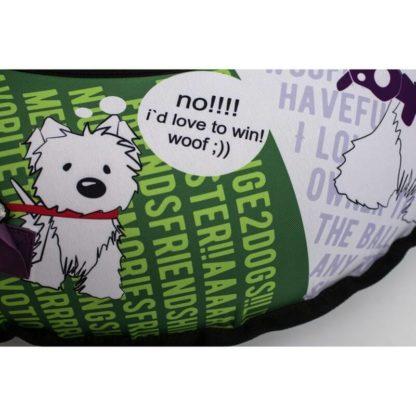 Тюбинг Snow Show Design Standard Игривый щенок 105 см - 8