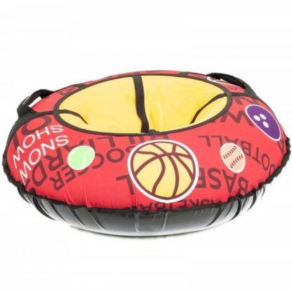 Тюбинг Snow Show Design Standard Мячи 105 см - 4