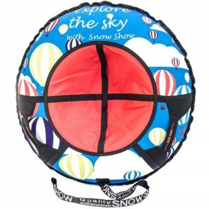 Тюбинг Snow Show Design Standard Воздушные шары 105 см - 1