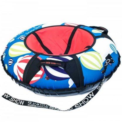 Тюбинг Snow Show Design Standard Воздушные шары 105 см - 3
