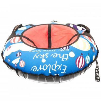 Тюбинг Snow Show Design Standard Воздушные шары 105 см - 5