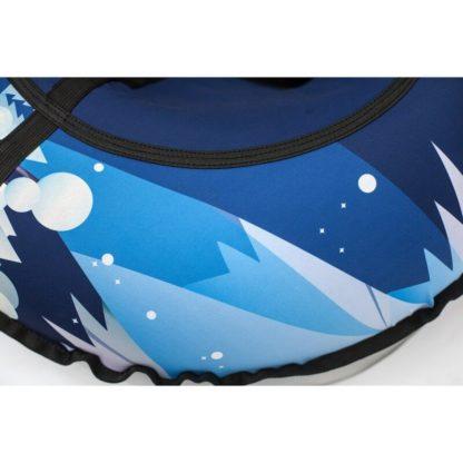 Тюбинг Snow Show Design Standard Зимняя сказка 105 см - 6