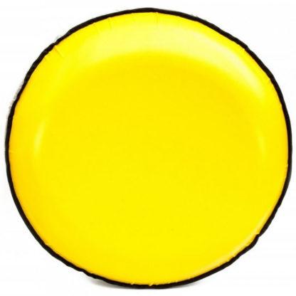 Тюбинг Snow Show Elite Жёлто-серебристый 120 см - 2
