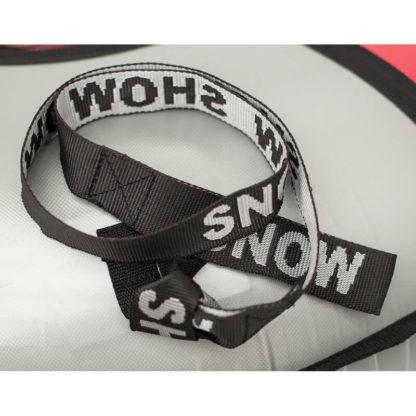 Тюбинг Snow Show Practic Красно-серебристый 120 см - 7