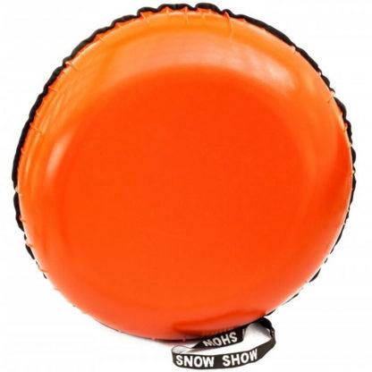 Тюбинг Snow Show Practic Оранжево-серебристый 120 см - 2