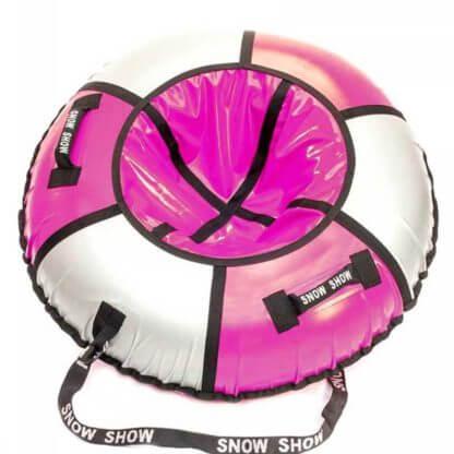 Тюбинг Snow Show Practic Розовый