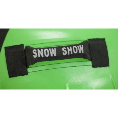 Тюбинг Snow Show Practic Салатово-серебристый 120 см - 6