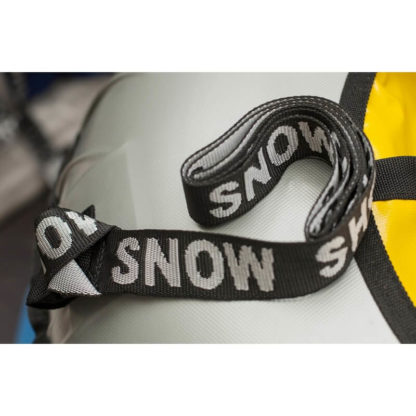 Тюбинг Snow Show Practic Жёлто-серебристый 120 см - 7