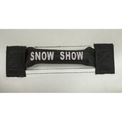 Тюбинг Snow Show Profi с пластиковым дном Серебристый 110 см - 5