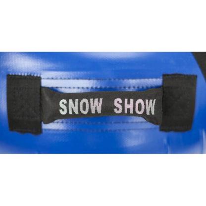 Тюбинг Snow Show Profi с пластиковым дном Синий 110 см - 6