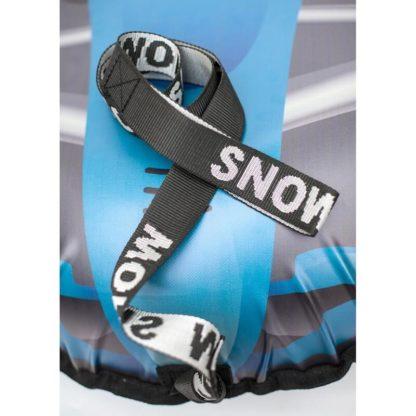 Тюбинг Snow Show Snow Cars Овальный Blue Star 120 см - 10