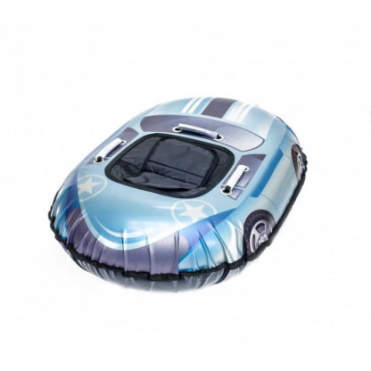 Тюбинг Snow Show Snow Cars Овальный Blue Star 120 см - 2