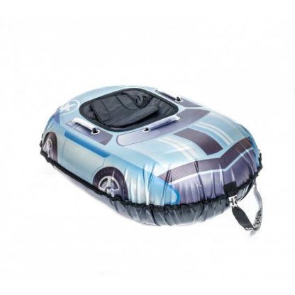 Тюбинг Snow Show Snow Cars Овальный Blue Star 120 см - 3