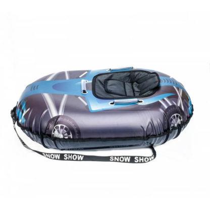 Тюбинг Snow Show Snow Cars Овальный Bolide 120 см - 1