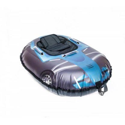 Тюбинг Snow Show Snow Cars Овальный Bolide 120 см - 3