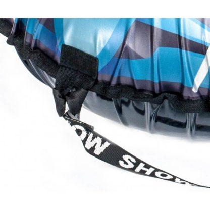Тюбинг Snow Show Snow Cars Овальный Bolide 120 см - 6