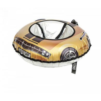 Тюбинг Snow Show Snow Cars Круглый Camaro 105 см - 3