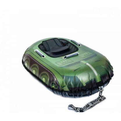 Тюбинг Snow Show Snow Cars Овальный Tank 120 см - 2