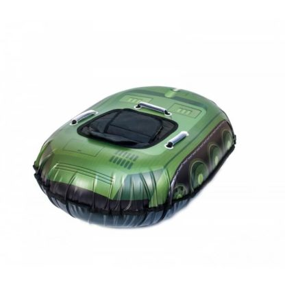 Тюбинг Snow Show Snow Cars Овальный Tank 120 см - 3