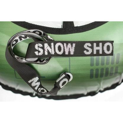 Тюбинг Snow Show Snow Cars Овальный Tank 120 см - 9