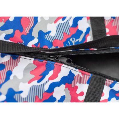 Тюбинг Snow Show Standard Сине-красный камуфляж 120 см - 6